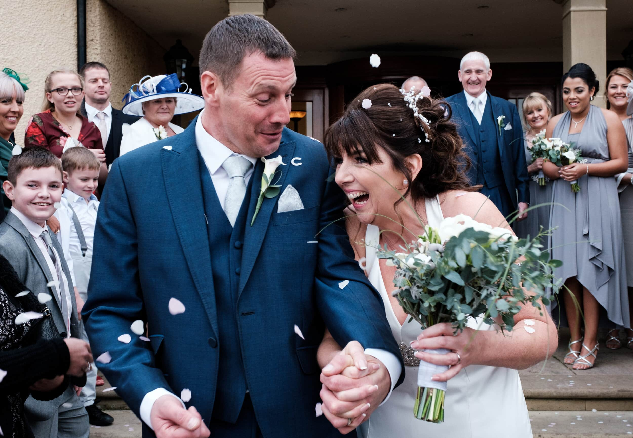 Leanne and Paul | Hardwick Hall Wedding Photographer