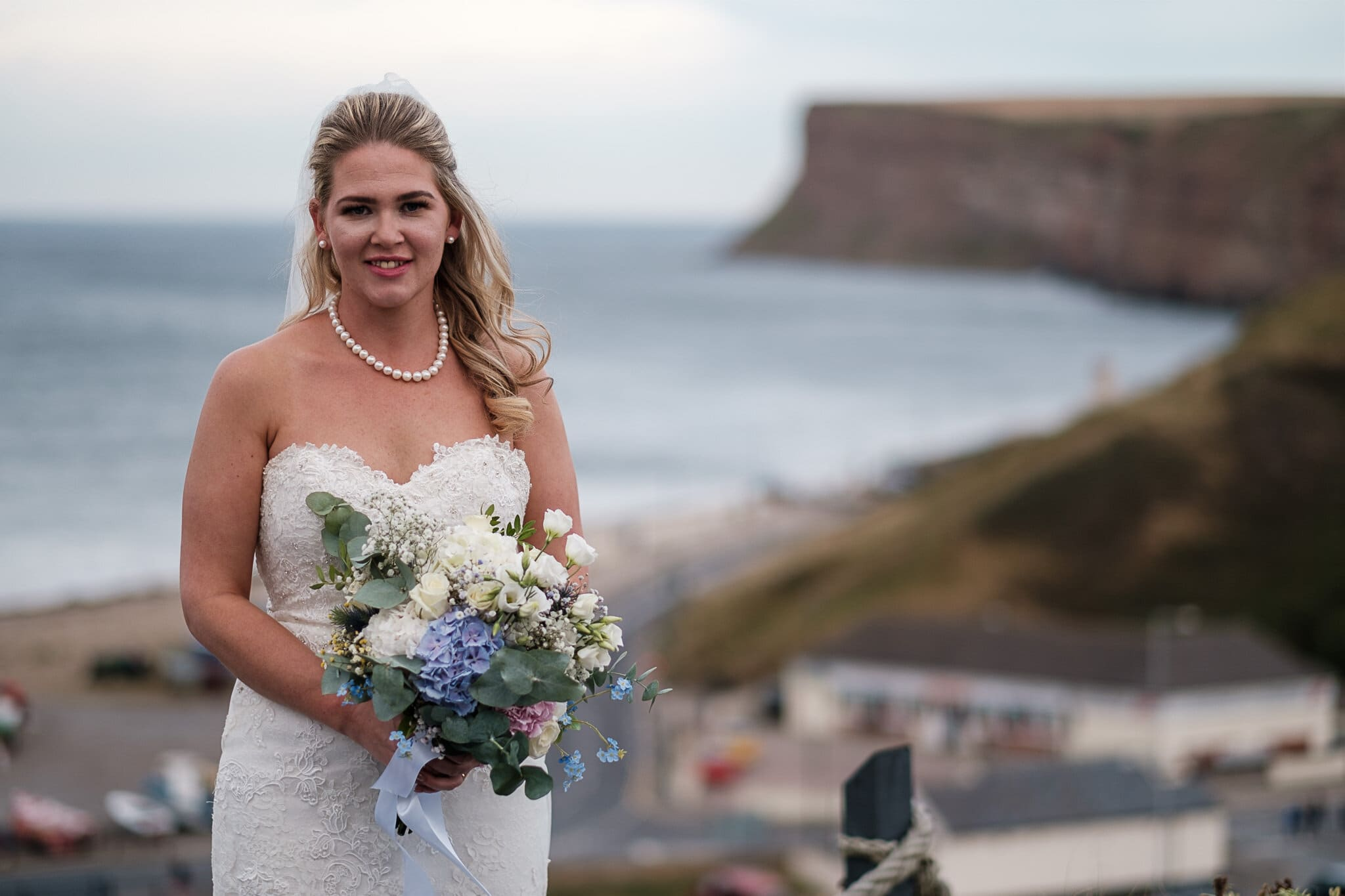 Saltburn Wedding photographer