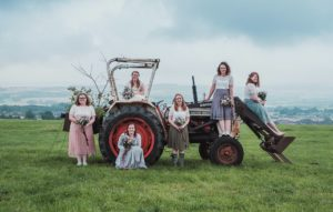 New Close Farm Wedding Photographer