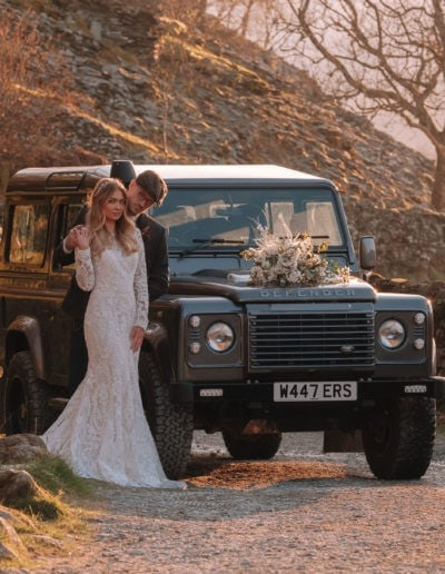 Yorkshire Vehicle Hire for wedding cars
